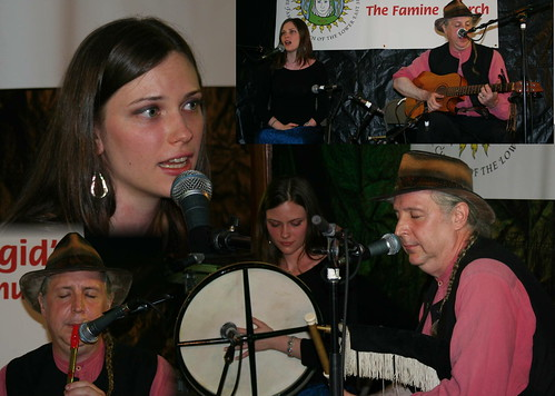 Lorcan Otway & Kelly Wallace Barnhill - Sorcha Dorcha