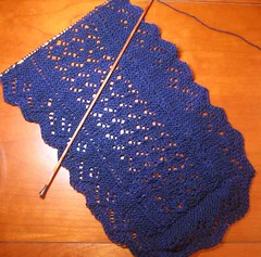 Mountain Stream Scarf