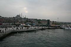 Port d'Istanbul