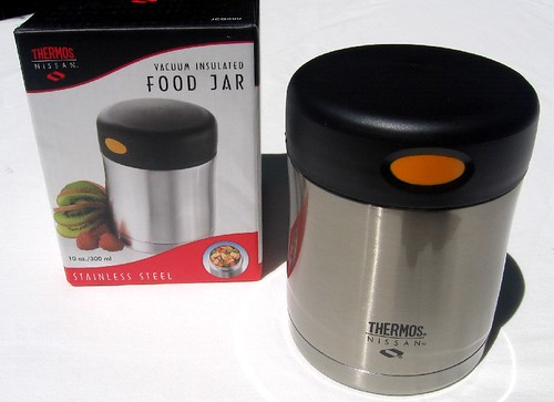 Small Thermal Food Jar