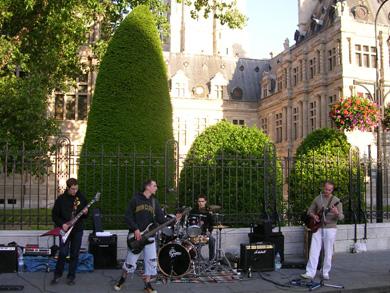 Fête de la musique, Arras