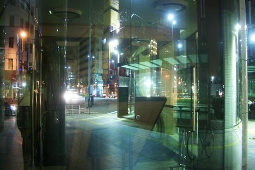 Tenjin Mitukoshi crossroad : slant sessions.
