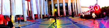 vingtieme anniversaire Ethnies au Palais de Tokyo