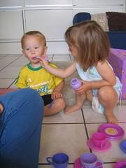 Spoonfeeding Thomas