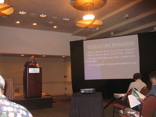 Chris Jaffe wonders if managers improve their teams with time