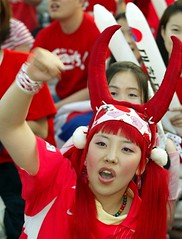 South Korea Fans