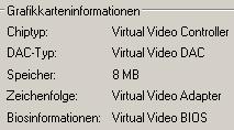 Virtual video driver