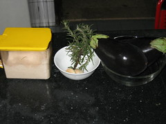 Aubergine caviar mep