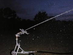6/20/06: Sprinkler, Zilker Park