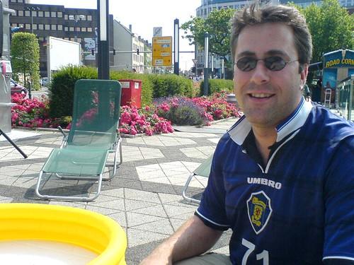 WM-Halbfinale in Dortmund 02