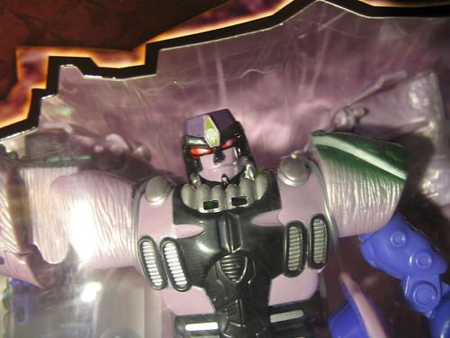 Takara Beast Wars Reborn Megatron