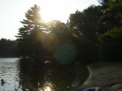 Monday Evening at the Lake