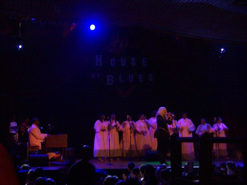 House of Blues Gospel Brunch, Chicago