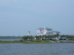 Shallotte Inlet, Unusual ICW House