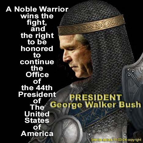 BS-Bush noble warrior