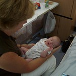 Auntie Julie and Charlie<br/>24 Jul 2006