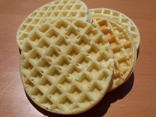 Thawed Waffles