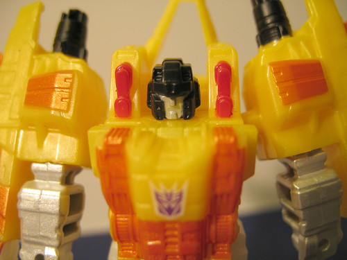 Legends of Cybertron Sunstorm