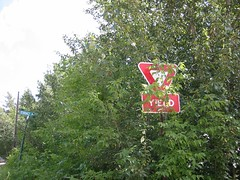 Bob's Yield Sign