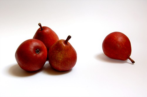 red d'anjou pears© by haalo