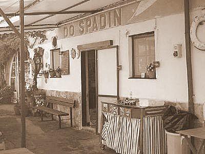 Ristorante do Spadin, Punta Chiappa- Camogli (Ge)