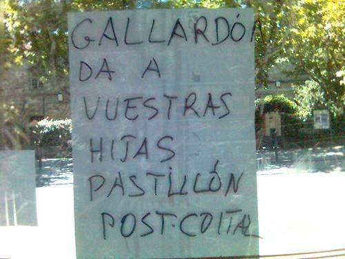 Gallardón Pastillón