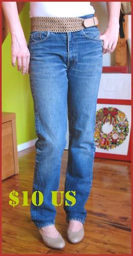 vintage levi's jeans #2