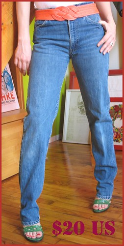 vintage levi's jeans #1