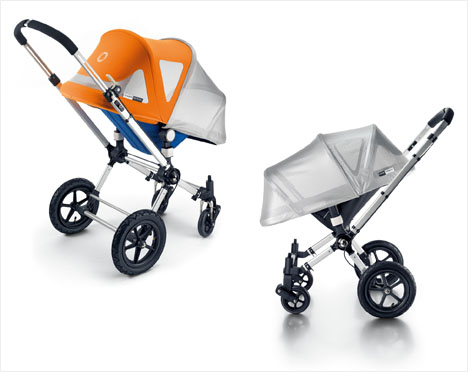 Bugaboo Sun Canopy and Sunshade