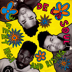 de la soul | 3 feet high and rising