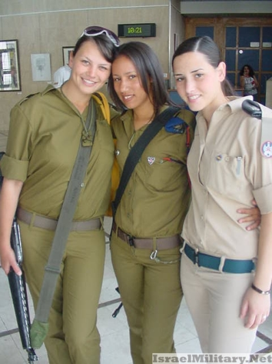 The Israeli Army (grouped)