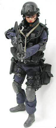 female swat