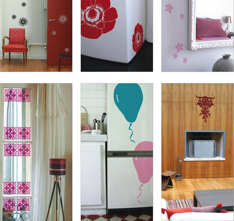 Les Louisettes: Wall Decals from France!