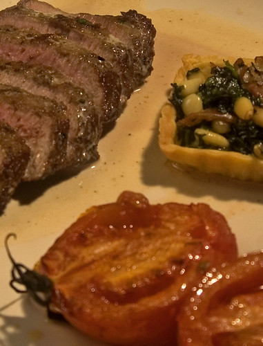 lamb with tart
