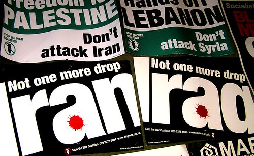 PALESTINE LEBANON Iran Iraq Syria - Not one more drop
