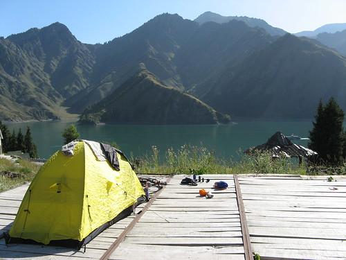 Now we're talking - Heavenly Lake western China / 天池、最高