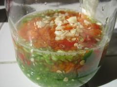 The leftover jar