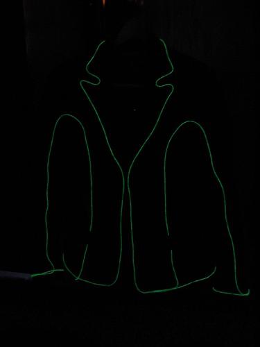 Finished Jacket - Front
