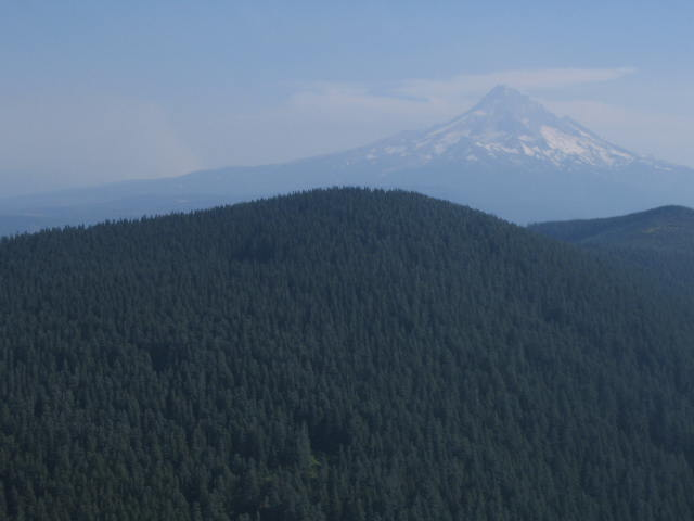 Mt. Hood from Chinidere Mountain