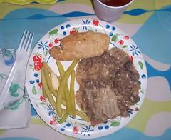 Dinnertime!