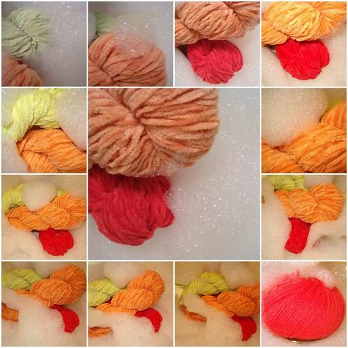 Soapy Yarn!