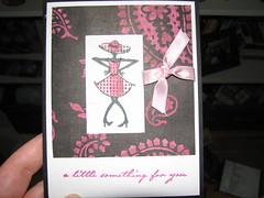 secret pal card