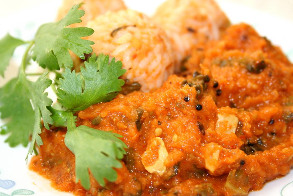 Pagarkai Kaara Kozhambu - Kaakarkaya Kaaram Pulusu - Bitter Gourd Spicy Curry