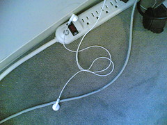 iPod Power Whip