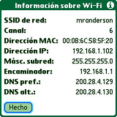 Sincroniza tu Palm por WiFi 18