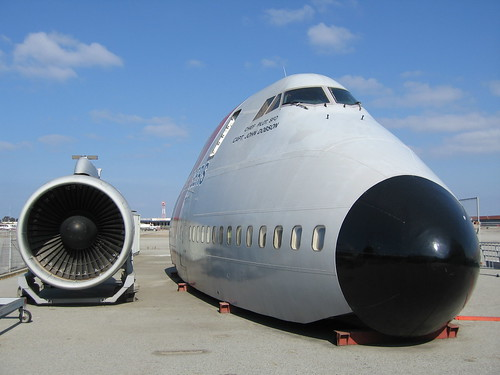 747 Display