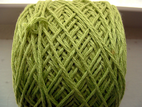 Green mystery cotton