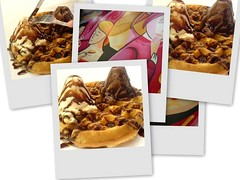 Waffles Collage