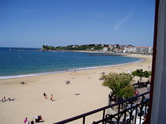 Beach at St Jean-de-Luz