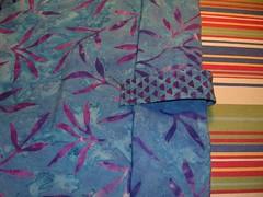 sleeve tab folded